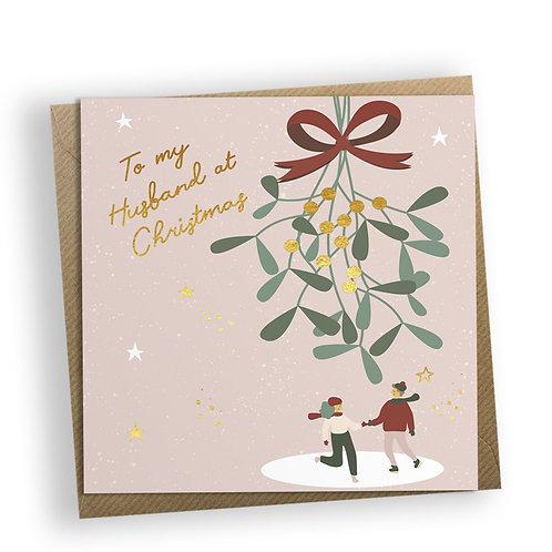 6 Christmas Joy - Kisses, Christmas Card