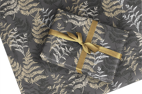 Fern Wrapping Paper / Gift Wrap - Ferns - Array