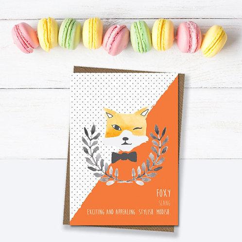 Birthday card, quirky card, fun card for men, card for boyfriend, husband