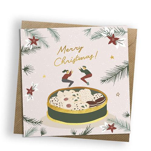Christmas Joy - Dive In!, Christmas Card