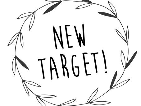 New £5,000 target