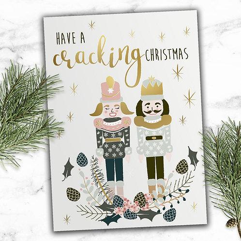 Packs Cracking Christmas - Nutcracker Cards