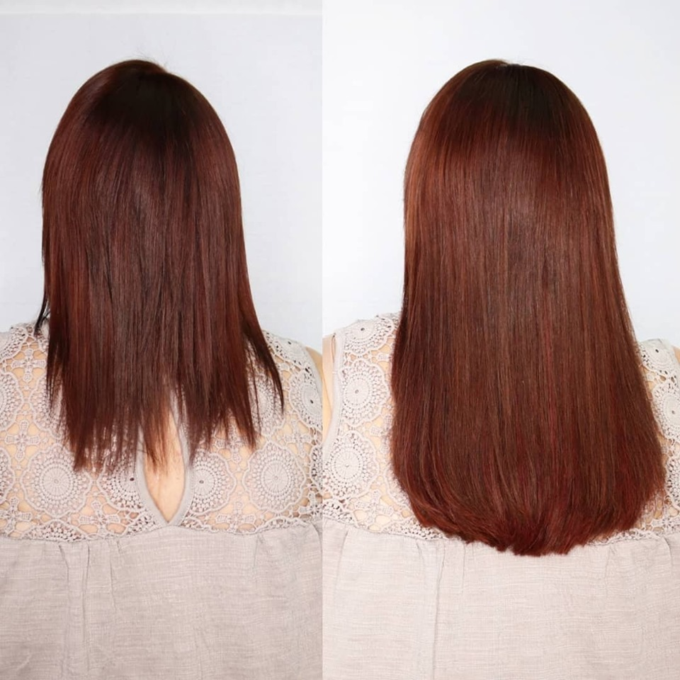 Auburn Hair Extensions