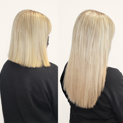 mid length hair extensions