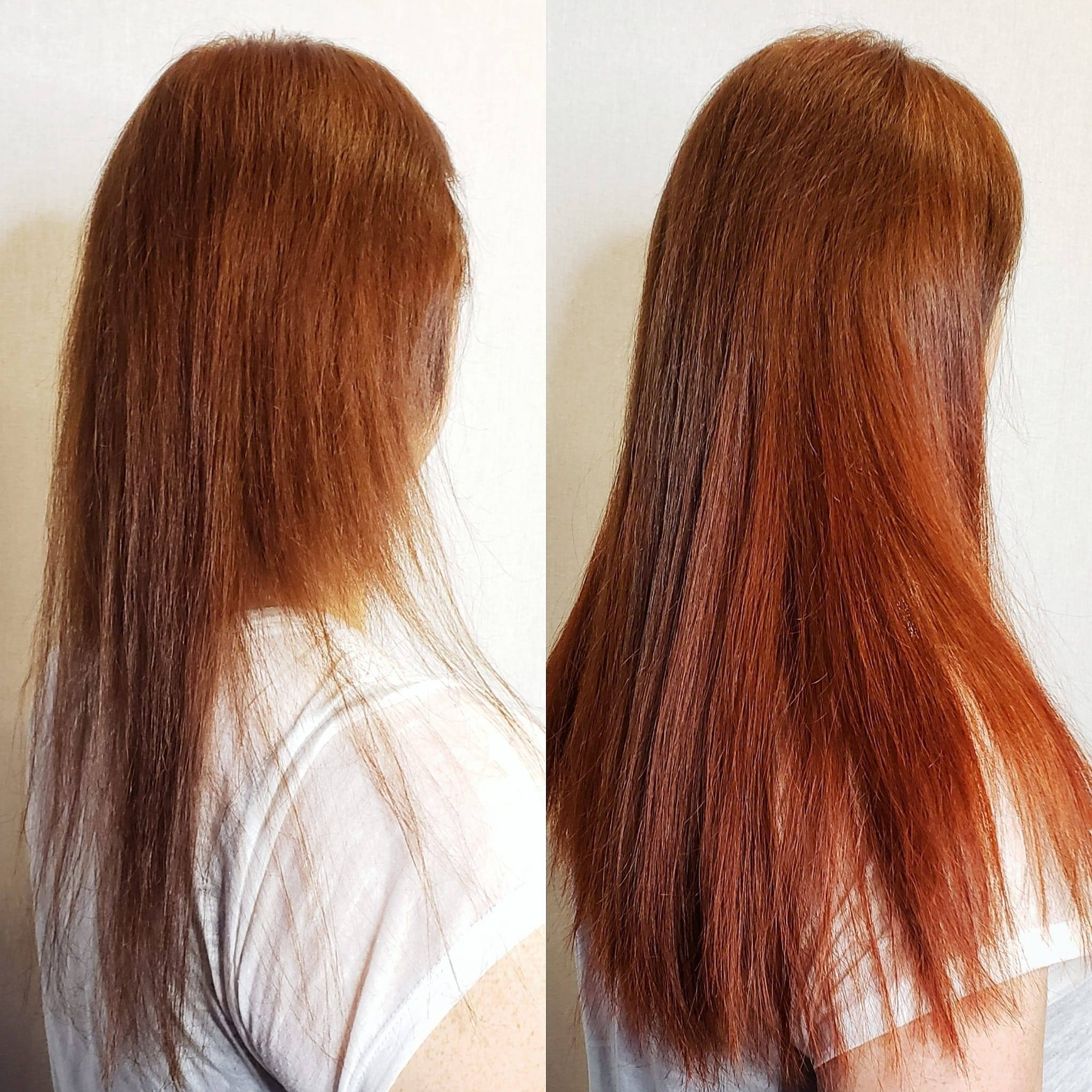 hair extensions on thin hair
