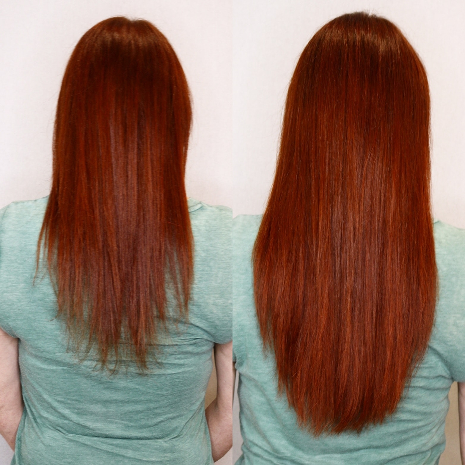 dark copper hair extensions