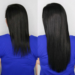 ultra dark hair extensions