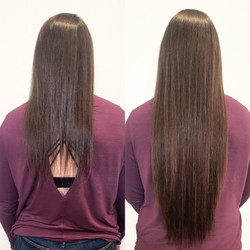 very long hair extensions