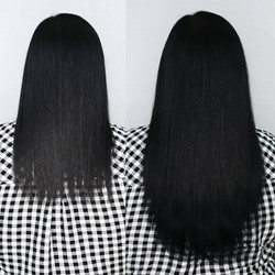 dark extensions for length and fullness.