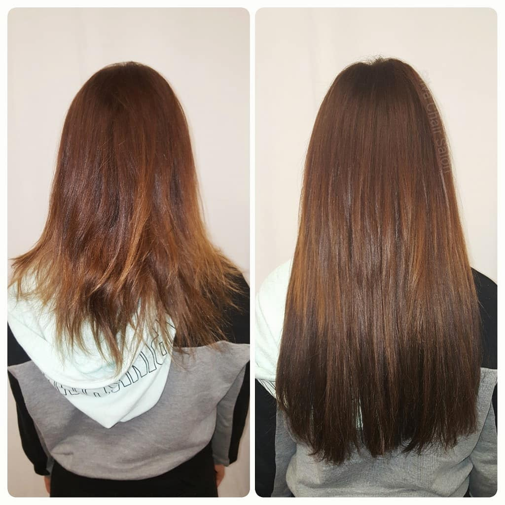 extensions to disguise damage and add length