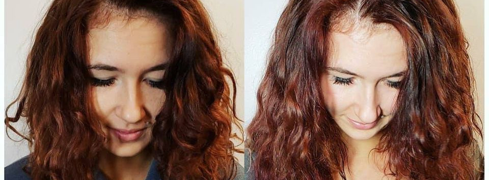 red curly hair extensions.jpg