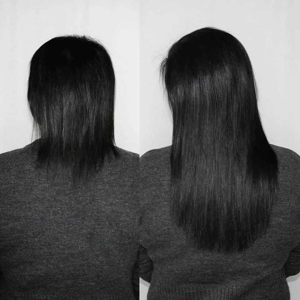 Fine Hair With Hair Extensions