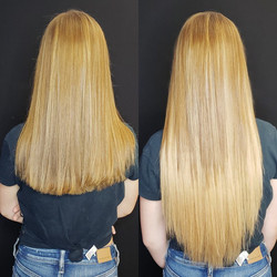 bonded extensions
