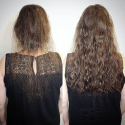 curly hair extensions for hair loss