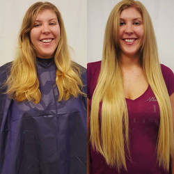 extra long blonde hair extensions