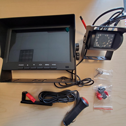 Digital Wireless Multi-Camera System