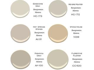 Designer Tips! Best Neutral Paint Colors!