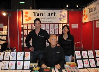 Mr. Tan wordt 84 jaar!