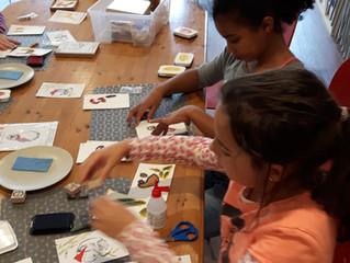 Creatief en educatief bezig voor kinderen