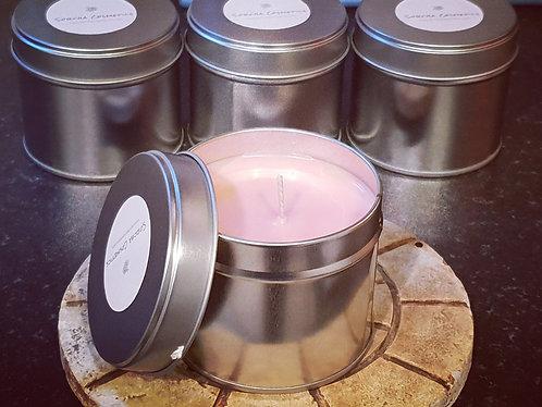 Rosé Lavender Handmade Candles