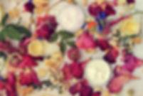 Aromatic botanical cosmetics. Dried herb