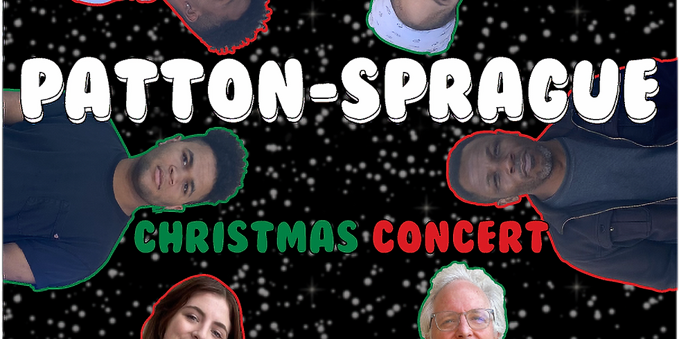 Patton - Sprague Christmas Concert