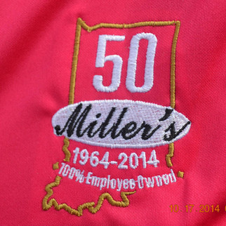 Miller's Merry Manor Gets Their Pink On