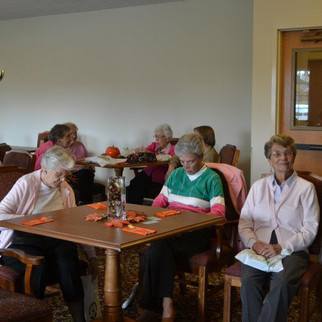 Tri Kappa Associates Give Back to Ounce of Prevention - October 27, 2011