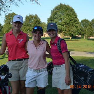 """PHS """"PINK"""" Golf Match"""