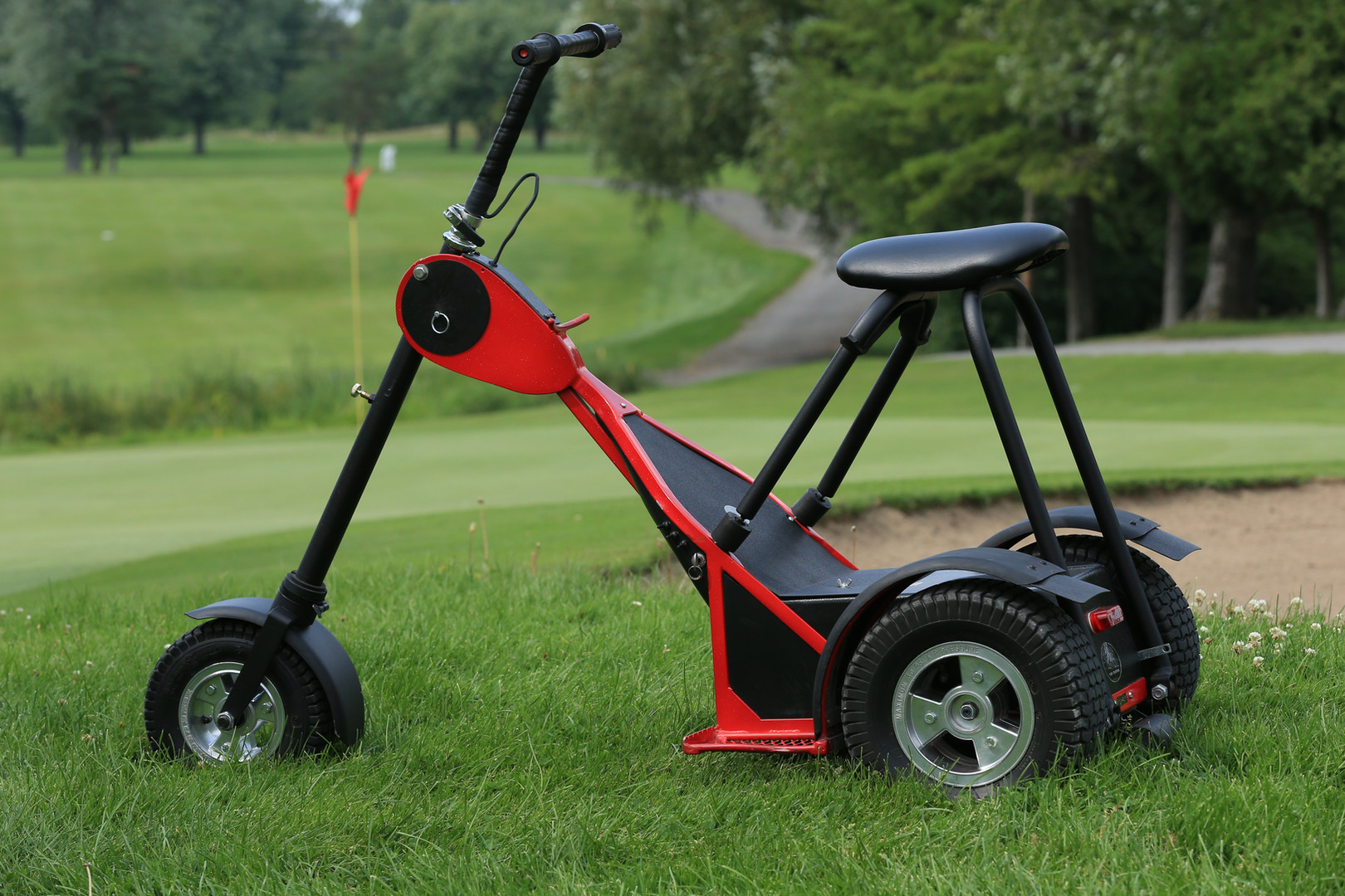 Turf Chopper RW by Bridgeburg Golf