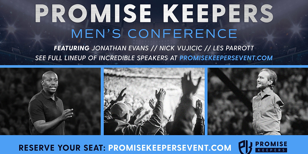 Promise Keepers Simulcast - Day 2