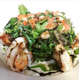 Tiger Shrimp Salad