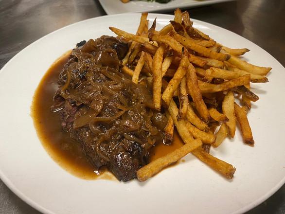 Black Angus Steak-frites