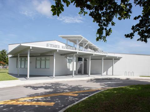 ETHEL KOGER BECKHAM K-8 CENTER - NEW MIDDLE SCHOOL