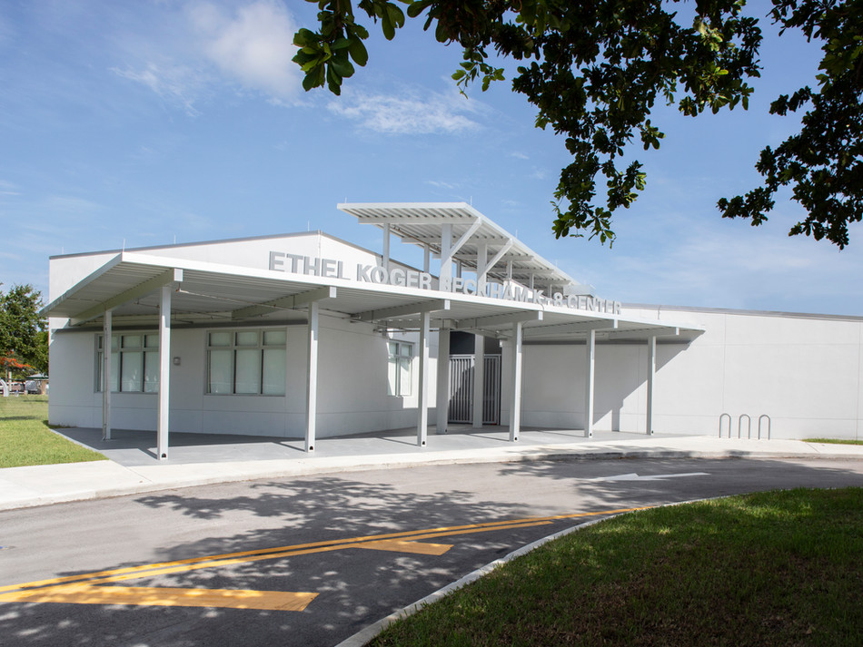 ETHEL KOGER BECKHAM K-8 CENTER - NEW MIDDLE SCHOOL