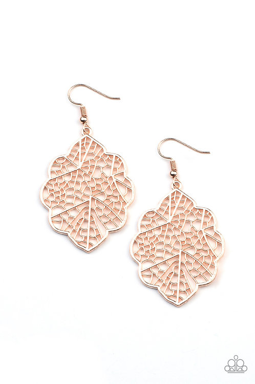 Meadow Mosaic - Rose Gold