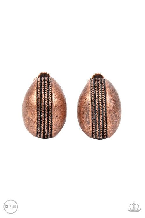 Classic Curves - Copper