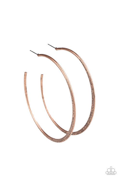 Flat Spin - Copper