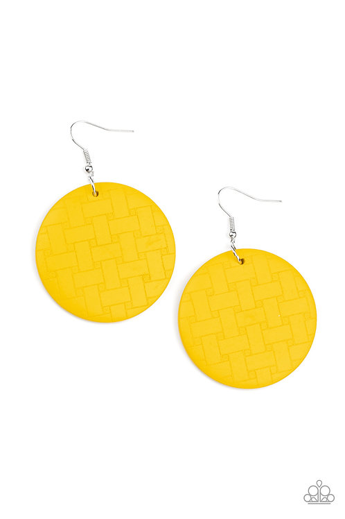 Natural Novelty - Yellow