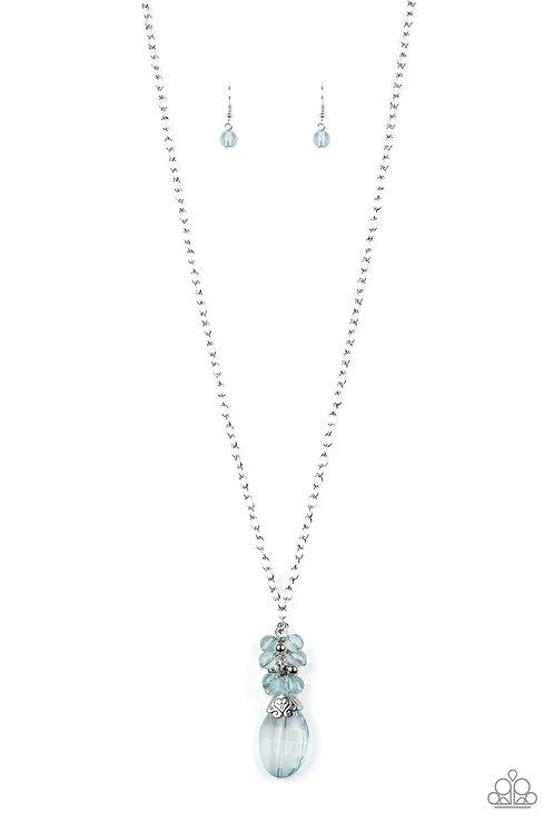 Crystal Cascade - Blue
