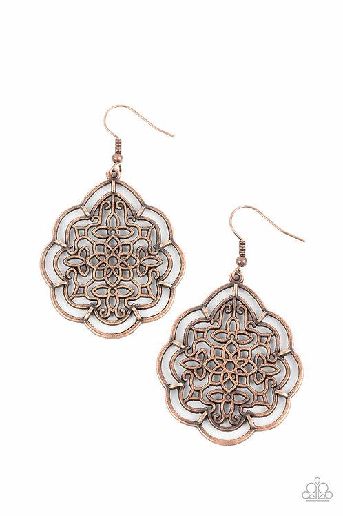 Tour de Taj Mahal - Copper