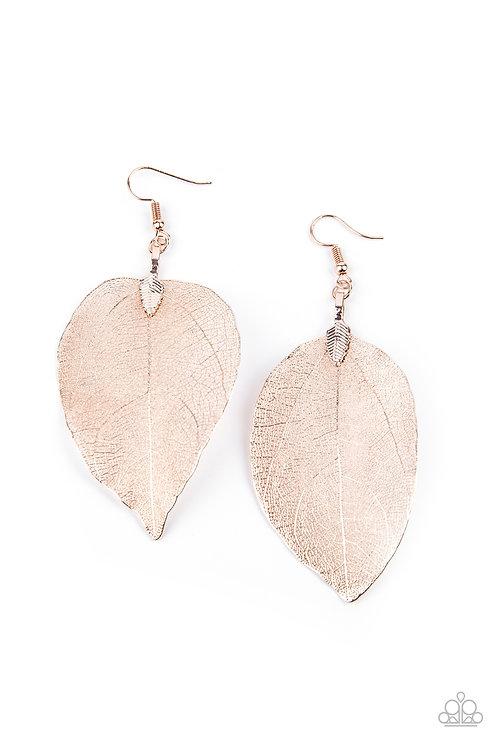 Leafy Legacy - Rose Gold