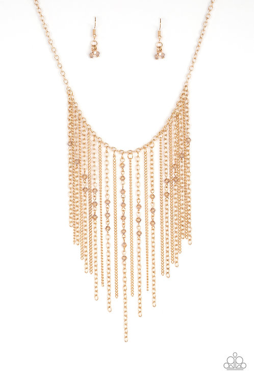 First Class Fringe - Gold