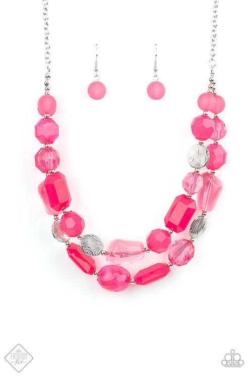 Oceanic Opulence - Pink