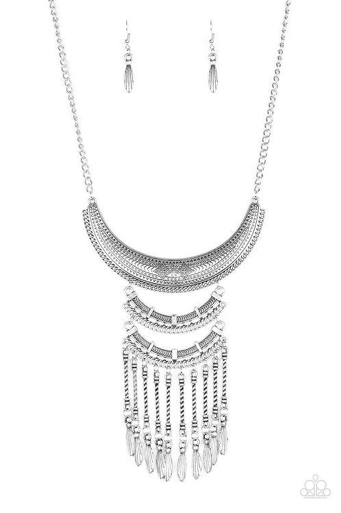 Eastern Empress - Silver