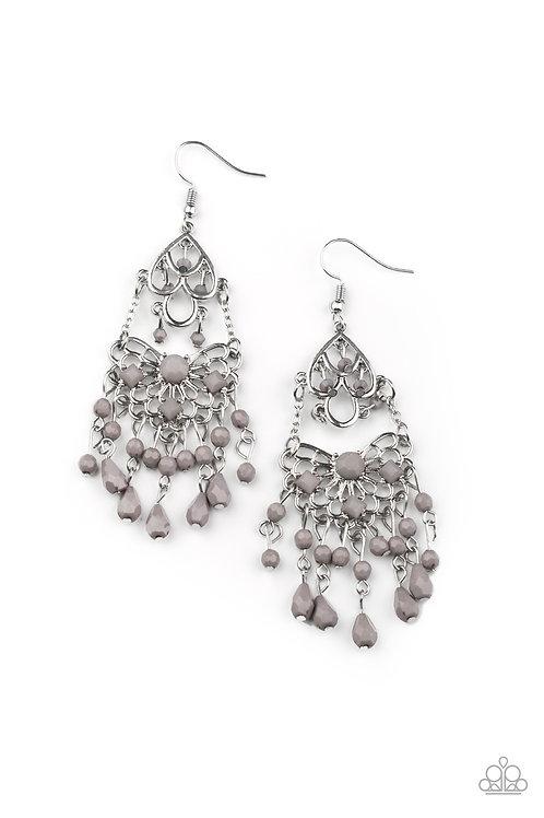 Glass Slipper Glamour - Silver