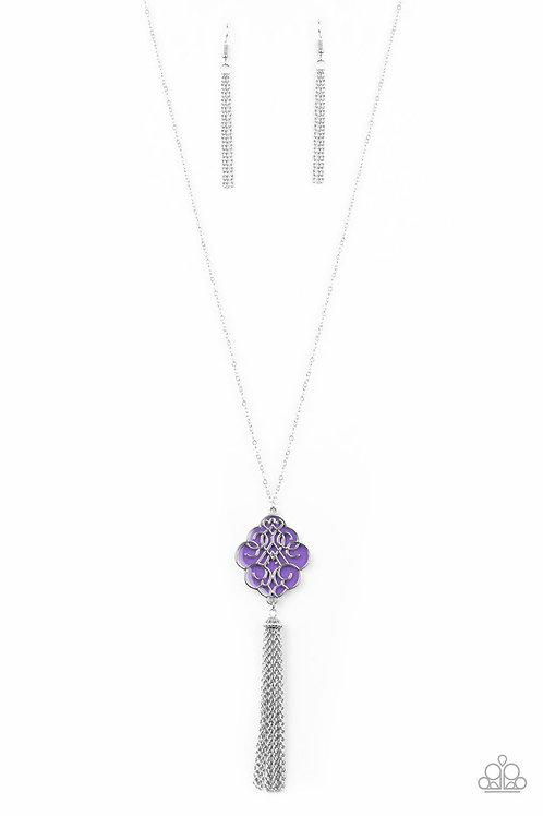 Malibu Mandala - Purple