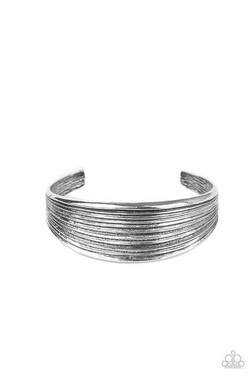 Off The Cuff Couture - Silver