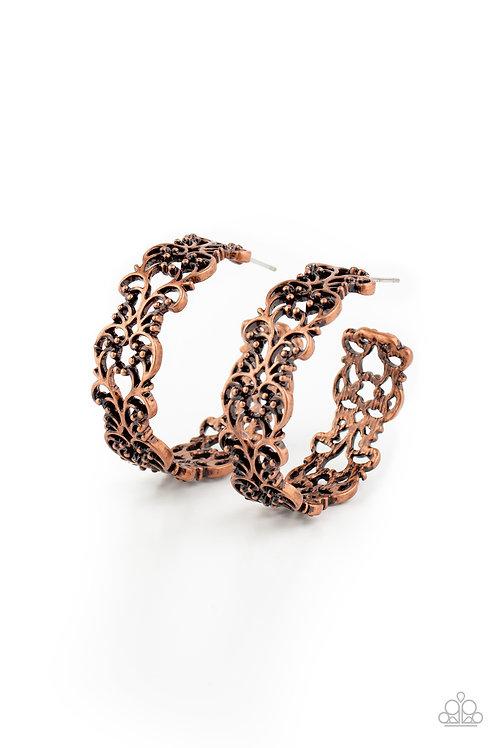 Laurel Wreaths - Copper