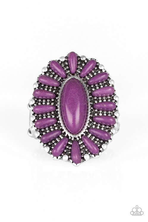 Cactus Cabana - Purple